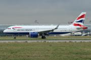 Airbus A320-251N (G-TTNK)