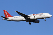 Airbus A320-214 (YL-LCL)
