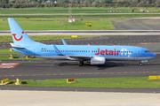 Boeing 737-8K5/WL (OO-JPT)