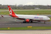Airbus A330-223 (D-ABXA)