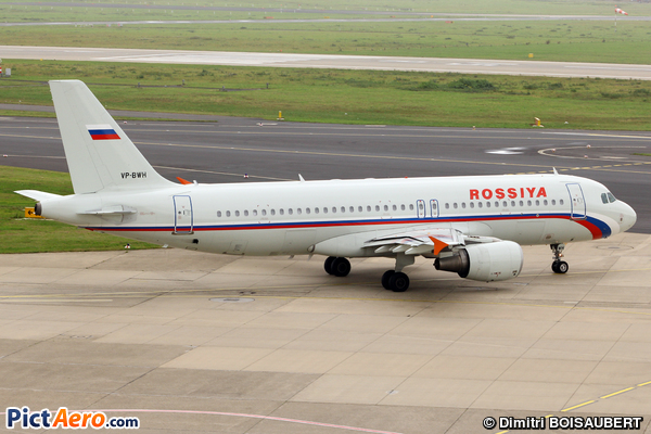 Airbus A320-214 (Rossiya Russian Airlines)