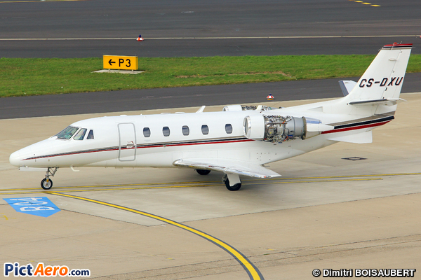 Cessna 560XL Citation XLS (NetJets Transportes Aereos)
