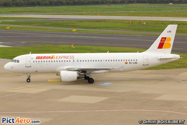 Airbus A320-214 (Iberia Express)