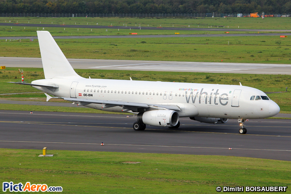 Airbus A320-232 (White)