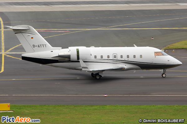 Canadair CL-600-2B16 Challenger 604 (Windrose Air Jetcharter GmbH)