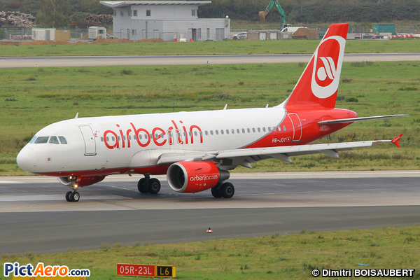 Airbus A319-111 (Belair Airlines)
