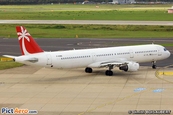 Airbus A321-111 (Air Méditerranée)