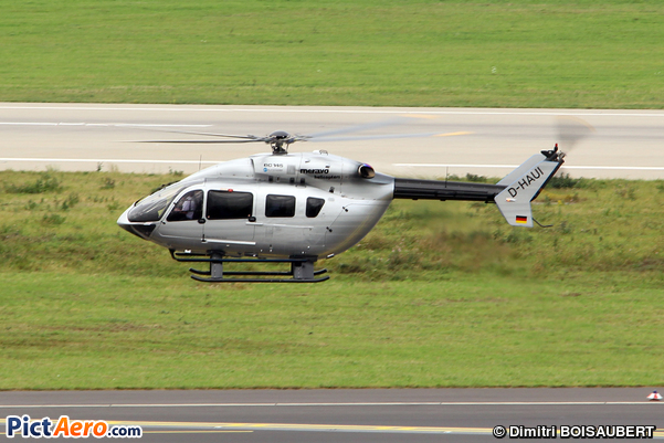 Eurocopter EC 145 (Meravo Helicopters)