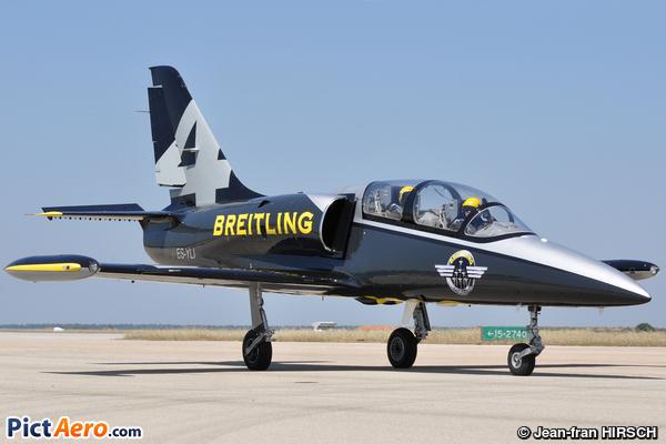 Aero Vodochody L-39 Albatros (Breitling Jet Team)