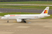 Airbus A320-214 (EC-LRG)