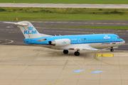 Fokker 70 (F-28-0070) (PH-KZM)