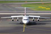 British Aerospace Avro RJ100 (HB-IXQ)