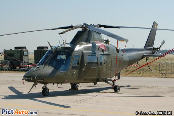 Agusta A-109HO (A-109BA) (Belgium - Army)
