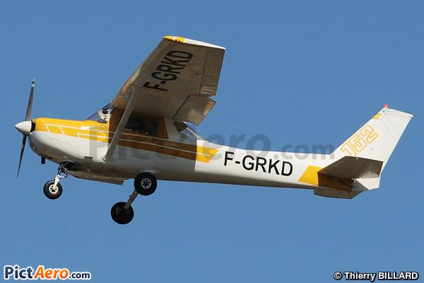 Cessna 152 (Aéro-Club su Sud E. Adam de Villiers)