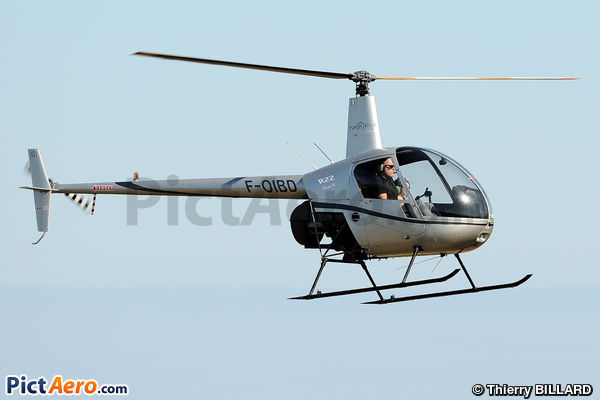 Robinson R22 Beta II (Run Hélico)