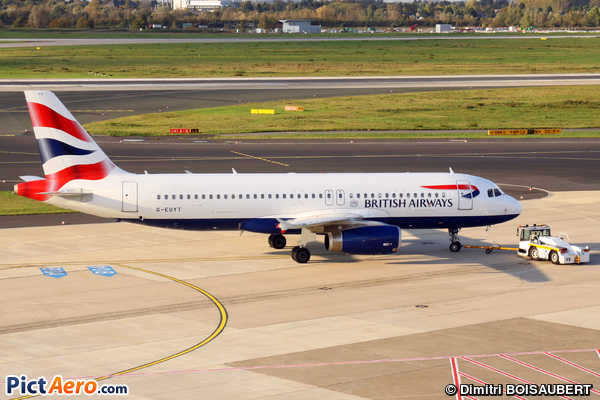Airbus A320-232/WL (British Airways)