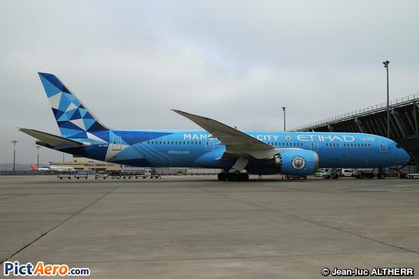 Boeing 787-9 Dreamliner (Etihad Airways)