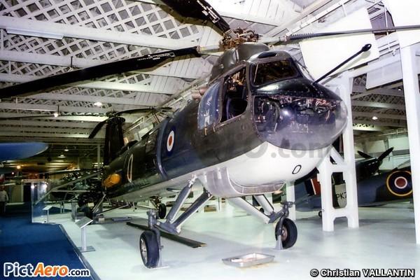 Bristol HC-1 Belvedere (RAF Museum Hendon)
