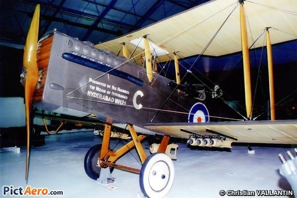 De Havilland DH-9A (Royal Air Force Museum Hendon)