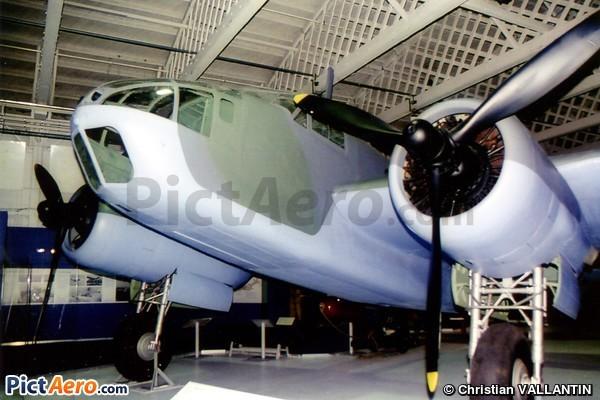 Bristol 149 Bollingbroke Mk.IVT (Royal Air Force Museum Hendon)