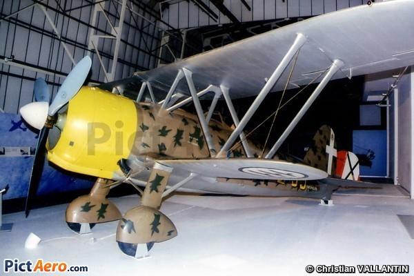 Fiat CR-42 Falco (Royal Air Force Museum Hendon)