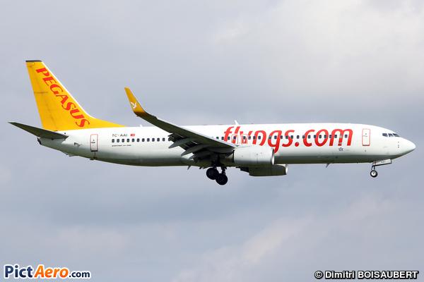 Boeing 737-82R (Pegasus Airlines)