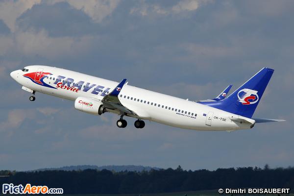 Boeing 737-81D/WL (Travel Service)