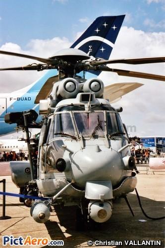Eurocopter EC-725 Cougar MK2+ (France - Air Force)