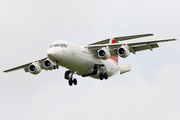 British Aerospace Avro RJ100 (HB-IXO)