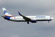 Boeing 737-8CX/WL (TC-SEE)