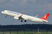 Airbus A321-231/WL (TC-JSG)