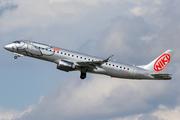 Embraer ERJ-190LR (ERJ-190-100LR) (OE-IHA)