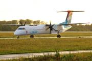 De Havilland Canada DHC-8-402Q Dash 8 (LX-LGM)
