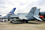 Boeing F/A-18F Super Hornet (166677)