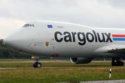 Boeing 747-8R7F (LX-VCI)