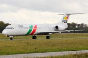 Fokker 100 (F-28-0100) (CS-TPF)