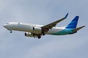 Boeing 737-86N/WL (PK-GFL)