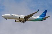 Boeing 737-8U3/WL (PK-GFE)