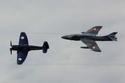 Hawker Hunter T68 (HB-RVR)