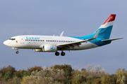 Boeing 737-7C9/WL (LX-LGS)