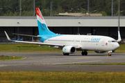 Boeing 737-8C9/WL (LX-LGU)