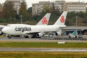 Boeing 747-4B5 (LX-DCV)
