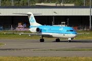 Fokker 70 (F-28-0070) (PH-KZK)