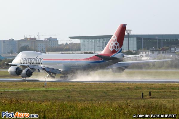Boeing 747-8R7F/SCD (Cargolux Airlines International)