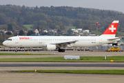 Airbus A321-111 (HB-IOL)