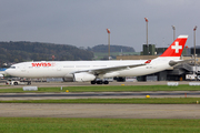 Airbus A330-343 (HB-JHE)