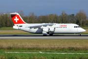 British Aerospace Avro RJ100 (HB-IXV)