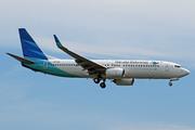 Boeing 737-8U3/WL (PK-GND)