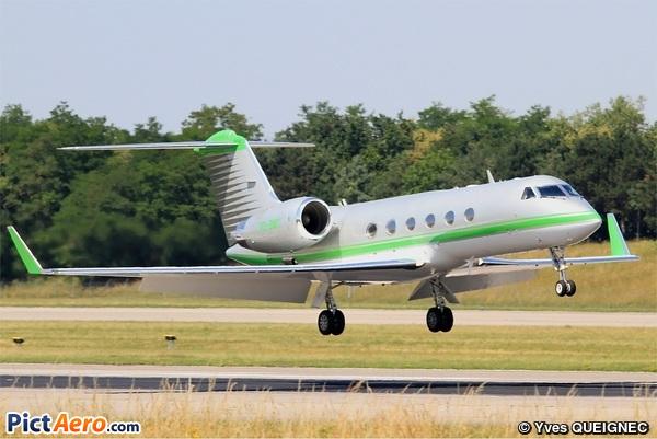 Gulfstream Aerospace G-IV Gulfstream IV (Gama Aviation)