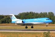 Fokker 70 (F-28-0070) (PH-KZL)